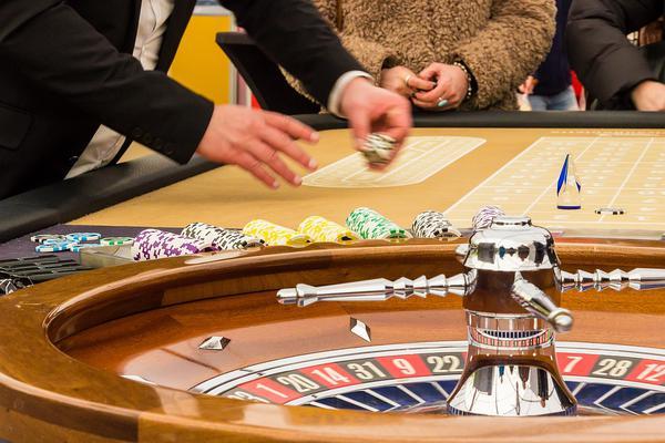 impreza w stylu casino